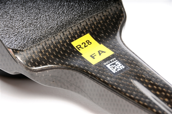 Brake pedal Renault R28 - Fernando Alonso - Click Image to Close