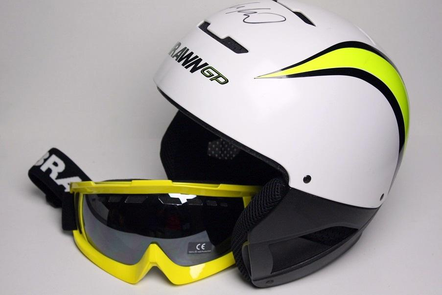 Casco mecanico Original Brawn GP