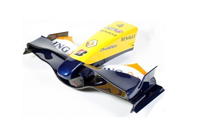 Frontal completo Renault R27