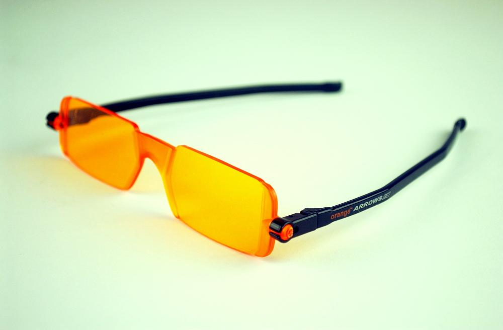 Arrows Orange F1 sunglasses