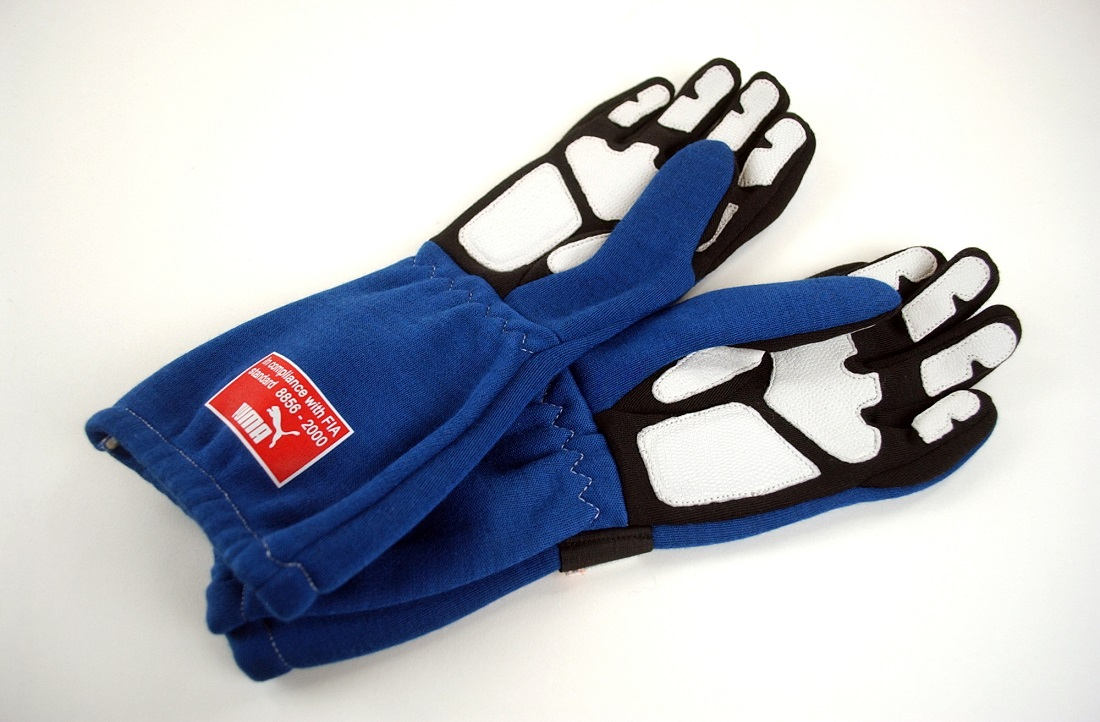 2009 Original race gloves from Yamamoto