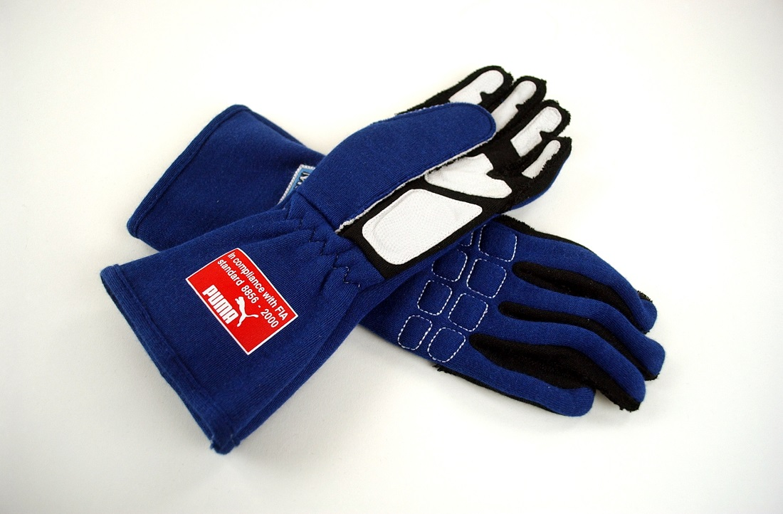 Fernando Alonso 2005 gloves