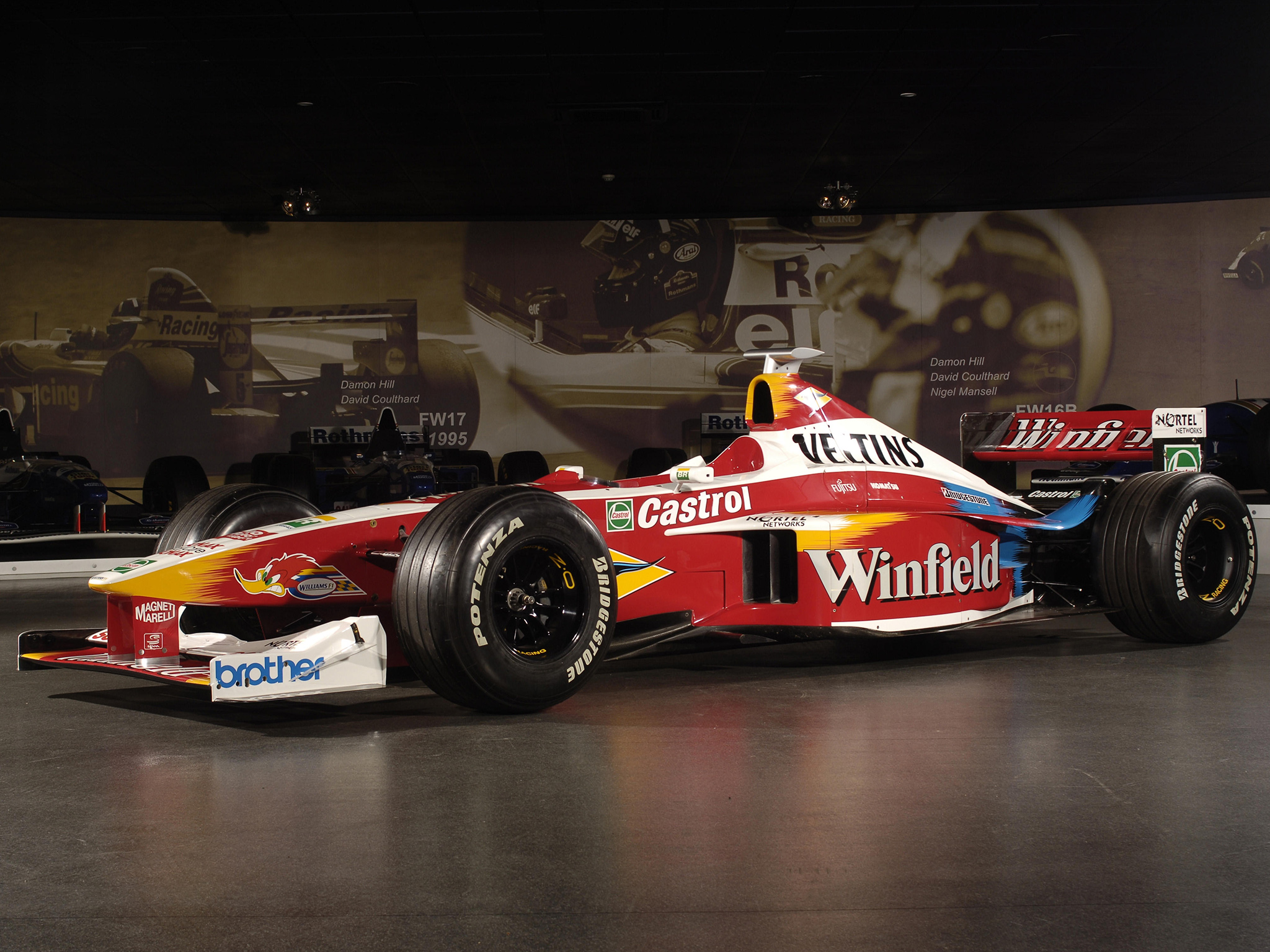 Williams FW21